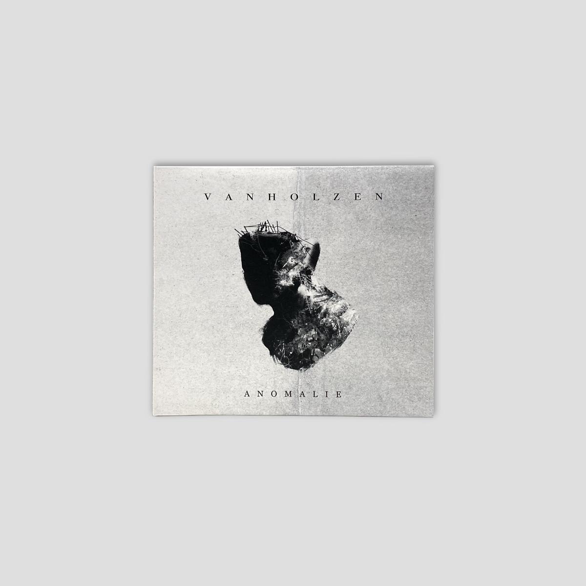 Anomalie CD Ansicht Cover