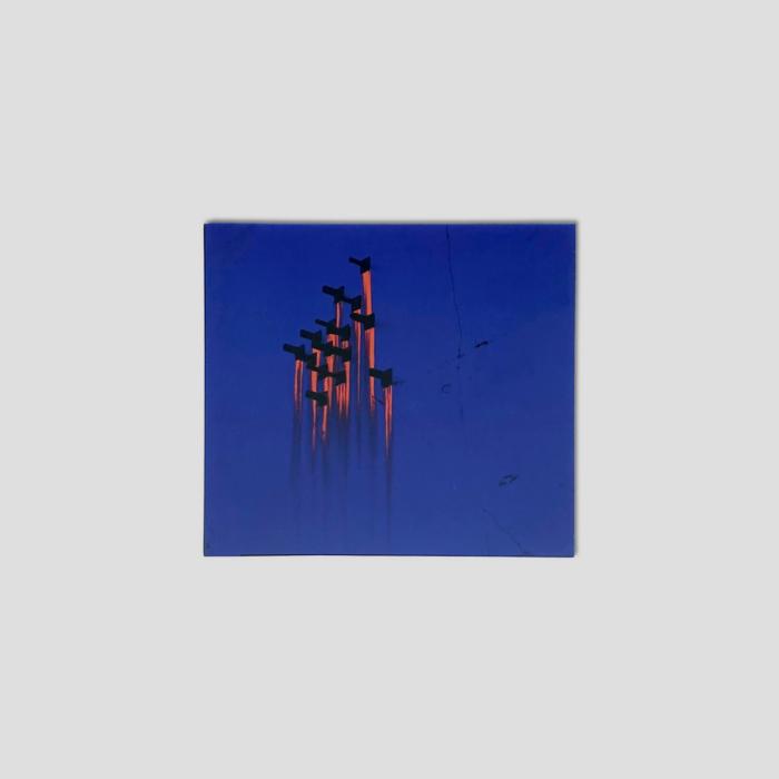 Regen CD Ansicht Cover