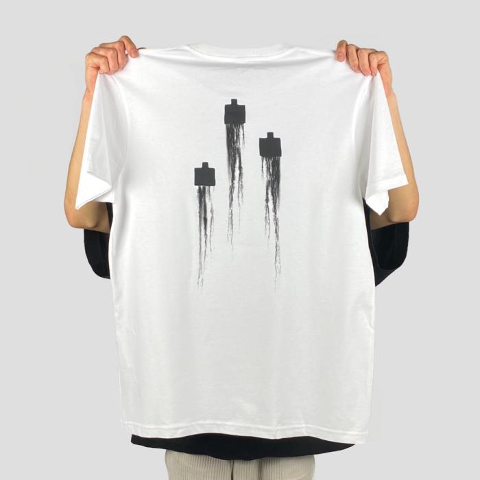 Rost Shirt Ansicht von Hinten