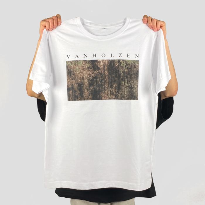 Wald Shirt Ansicht von Vorne