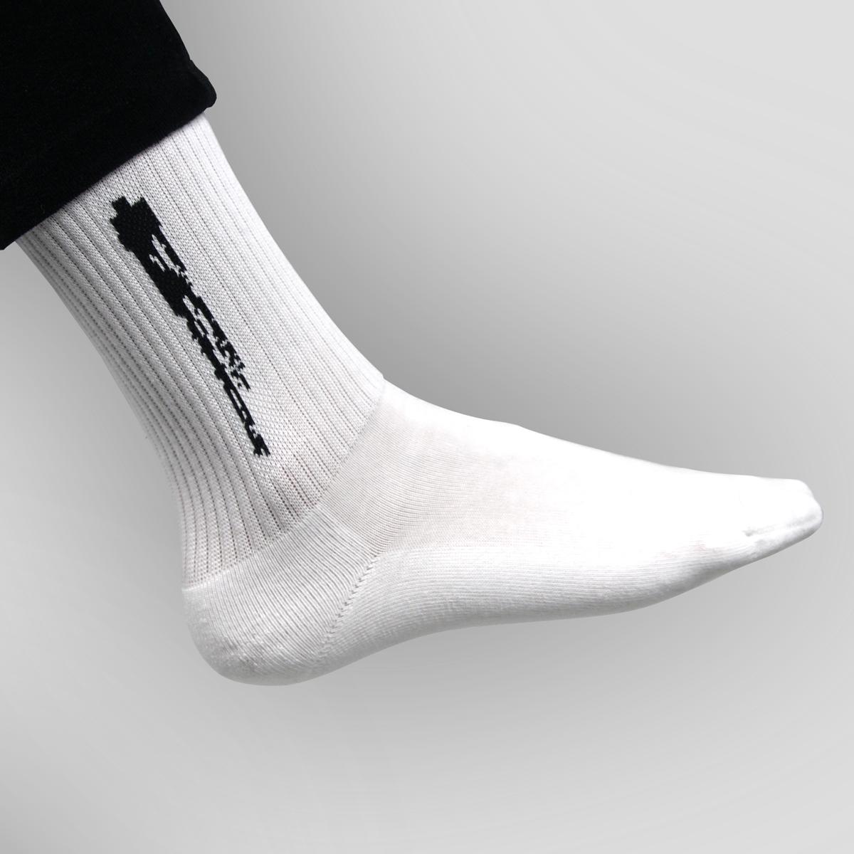 Rost Socken Ansicht Außenseite